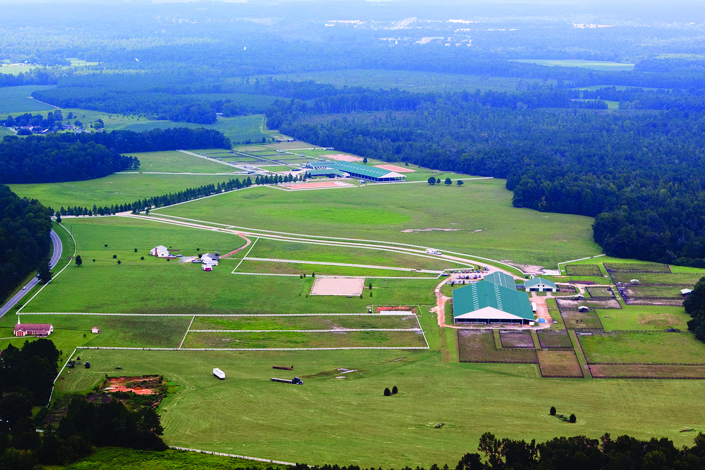 St. Andrews Equestrian Center