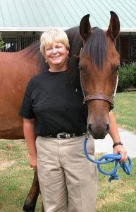 Therapeutic Horsemanship Director, Associate Professor and Chair of Equine Studies Department