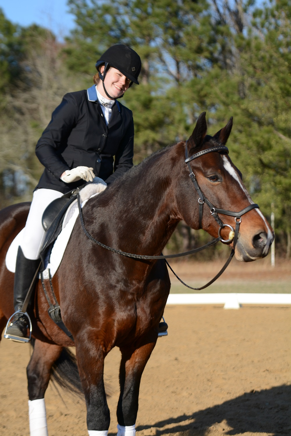 Equestrian College Competition