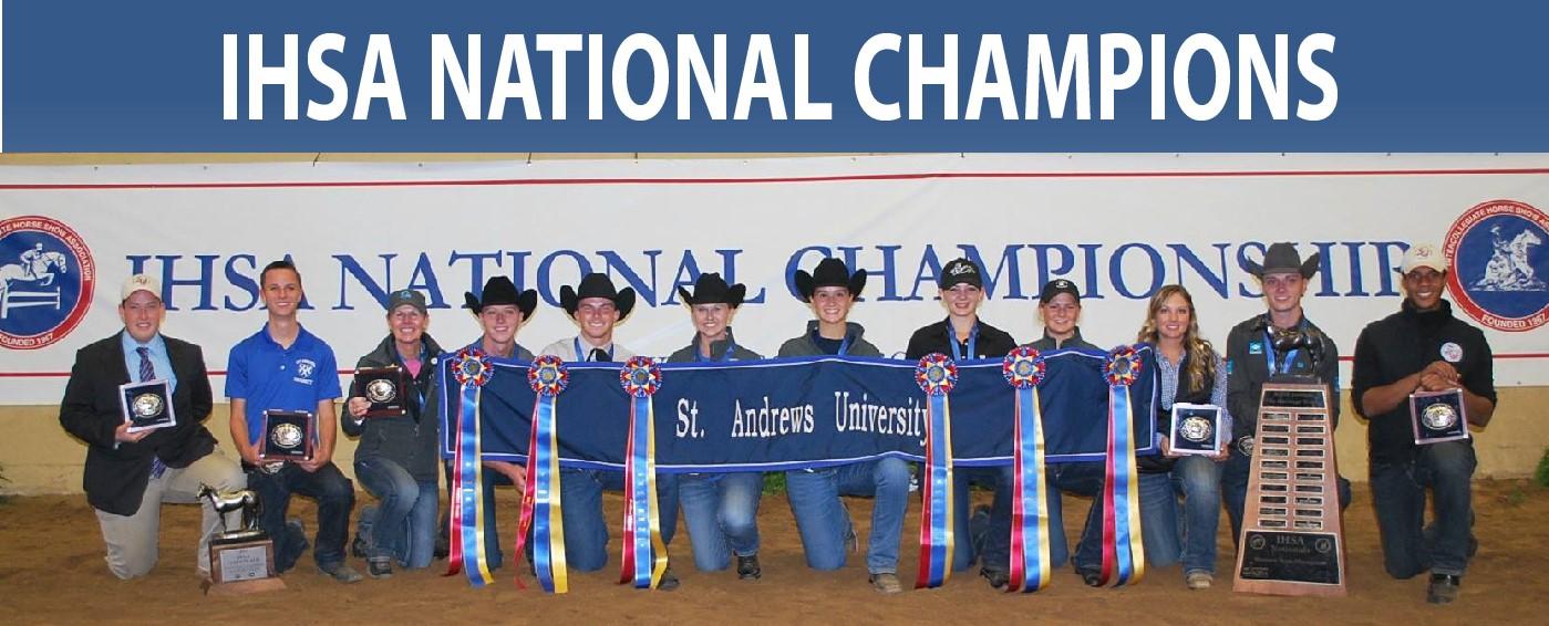 IHSA National Champions!