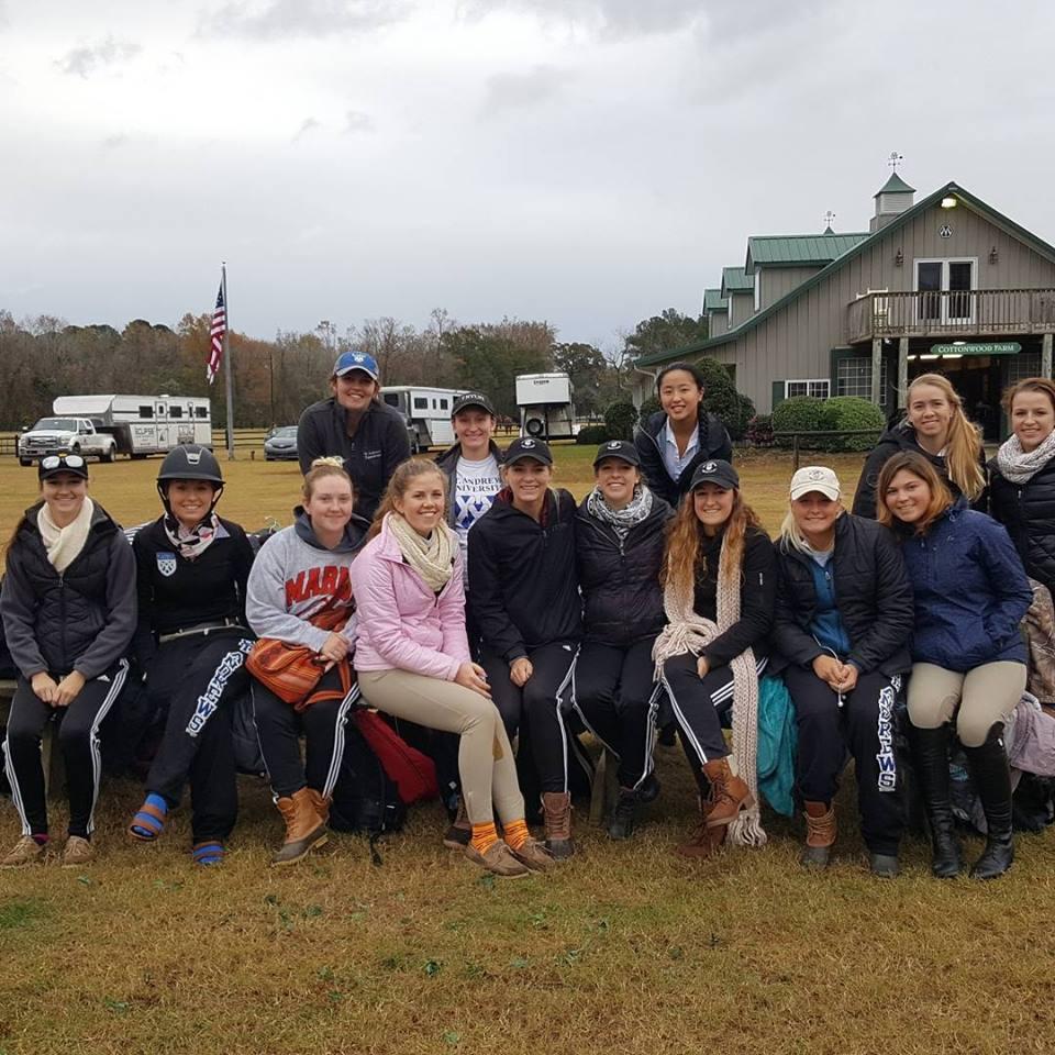 St. Andrews Equestrian wins at ECU!