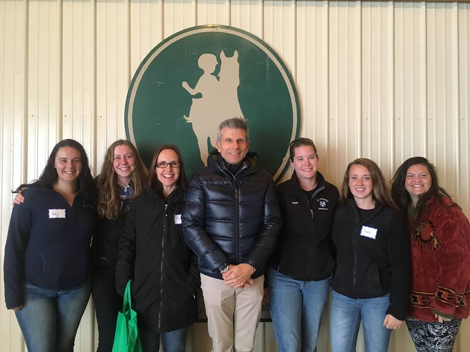 Therapeutic Horsemanship Field Trip to Healing Strides of VA