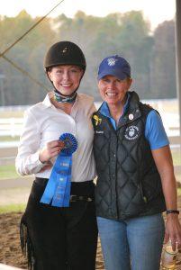 Beth Ann & Coach Carla