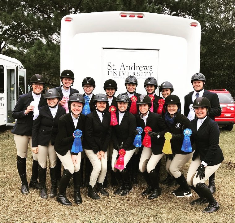 IHSA Hunter Seat Team