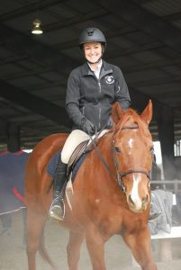 St Andrews University Equestrian