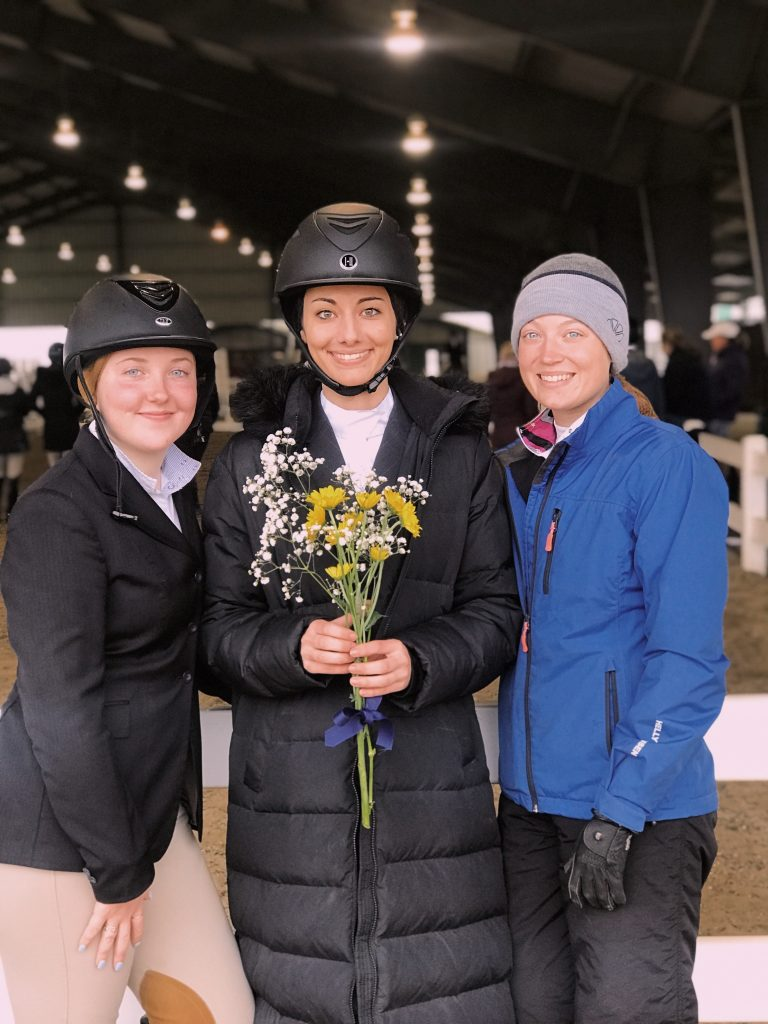 Senior Day at Horse Show