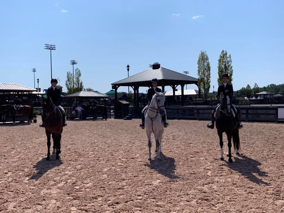 St Andrews Is Well Represented At Tryon Fall Usef Ushja